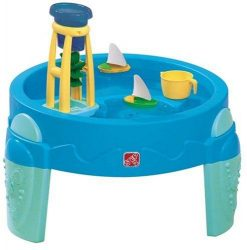 Step2 WaterWheel Activity Water Play Table
