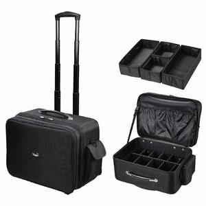 #7 AW Rolling Soft Sided Makeup Case