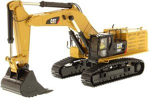 #7. Caterpillar 390F L High Line Series Hydraulic Excavator Vehicle