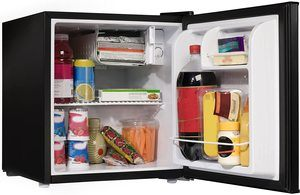 #7. Supernon Galanz Compact Refrigerator