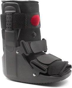 #8. Premium Short Air Cam Foot Stabilizer Boot Walker