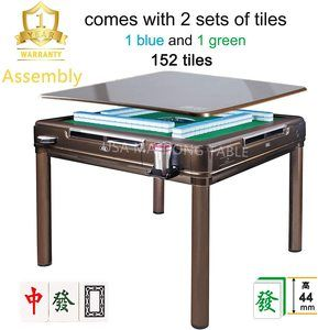 #1. WPYST Automatic Mahjong Table