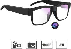 #10. Camera glasses 1080p