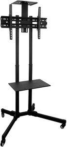 #10. Mount it TV Cart Mobile TV stand