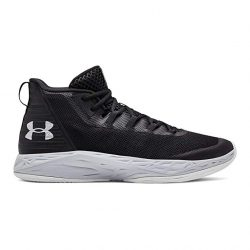 under Armour Jet mid Basketball Shoe for Men