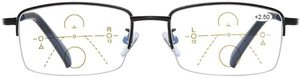 #2. Progressive Multifocal Computer Reading Glasses