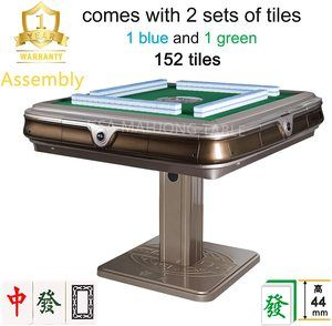 #2. WPYST SOLOR Automatic Mahjong table