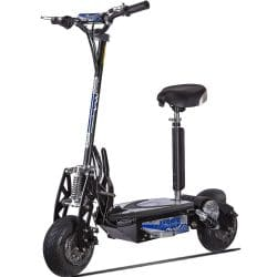 UberScoot 1000watt Electric Scooter with Seat