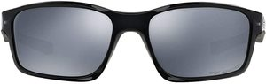 #3. Oakley Men's Chainlink Rectangular Sunglasses