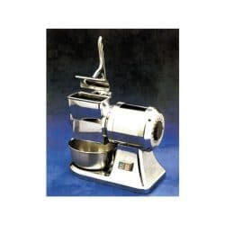 Electric Hard Cheese Graters: 1.5 HP