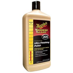 Meguiar's Chrome Polish for Motorcycle Ultra Finishing Polish