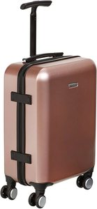 #5. AmazonBasics Hardshell Spinner Suitcase Luggage