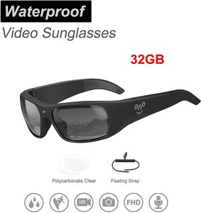 #6. OHO Waterproof video audio sunglasses