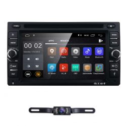 Hizpo 6.2 inches Android Car Stereo