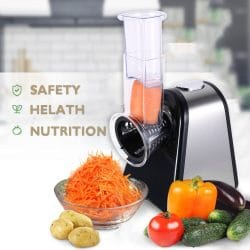 Homedox Salad Maker Electric Slicer Shredder