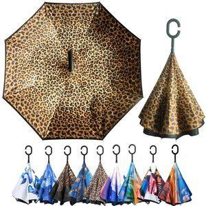 #9. ARDECO Upside Down Umbrella