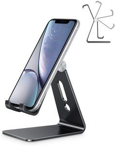 1. OMOTON C2 Aluminum Desktop Phone Dock Holder