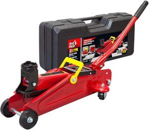 10. BIG RED T820014S Torin Hydraulic Trolley Floor Jack