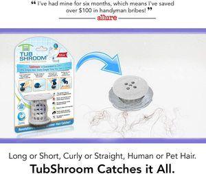 3. TubShroom the Revolutionary Tub Drain Protector