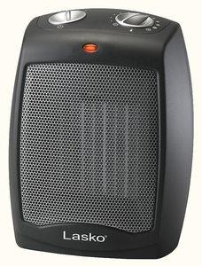 5. Lasko Ceramic Adjustable Thermostat Heater, CD09250
