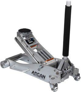7. Arcan 3-Ton Quick Rise Aluminum Floor Jack