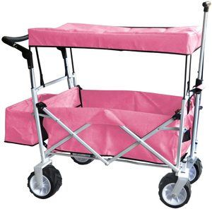 #8. WagonBuddy Collapsible Wagon for Kids