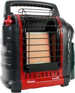 9. Mr. Heater F232000 MH9BX Propane Radiant Heater