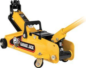 9. Performance Tool W1640 Floor Jack