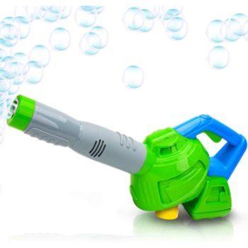 10 ArtCreativity Leaf Bubble Blower with Bubble Solution