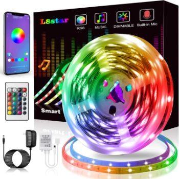 7. KIKO Smart Color Changing LED Lights