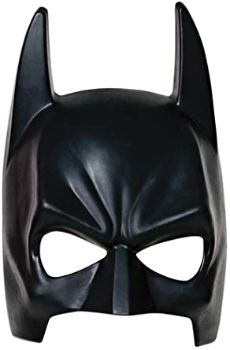 #1. Batman Adult Mask