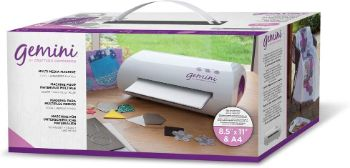 1. Gemini by Crafter's Companion Multi Media Embossing Machine