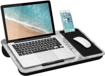 #1. LapGear Home Office Lap Desk