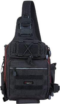 1. Piscifun Fishing Tackle Backpack