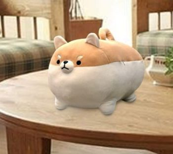 1. Shiba Inu Plush Toy Anime Corgi Kawaii Plush Soft Pillow
