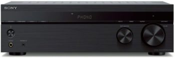 1. Sony STRDH190 Bluetooth Amplifier