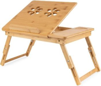#10. Bed Tray Table and Laptop desk