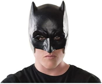 #10. Men's Batman Half Mask