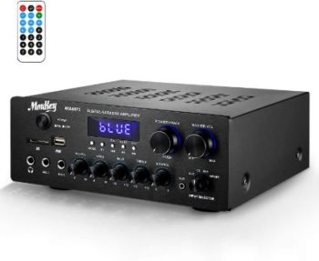 10. Moukey MAMP1 Bluetooth Amplifier