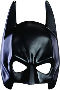 #2. Batman Costume Mask