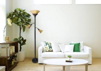#2. Elegant Designs LF2002-RBZ 3 Light Floor Lamp