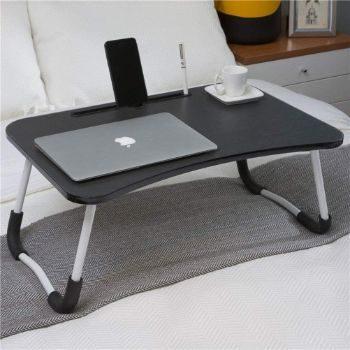 #3. Hoosejoy Foldable Laptop Table