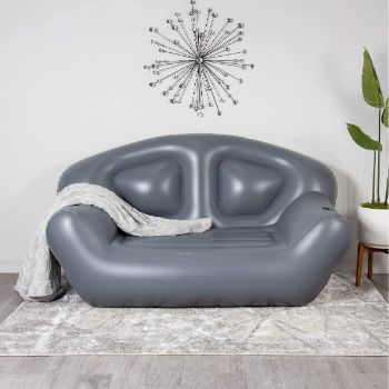 4. Milliard Inflatable Couchir Sofa