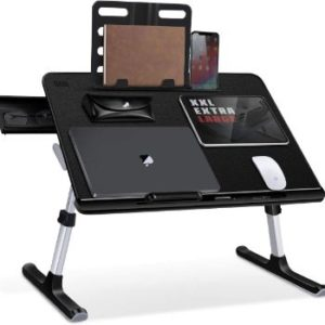 #5. Laptop Bed Tray Table