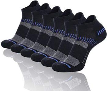 #7. Cooplus Men's Ankle Socks