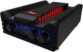 7. Dual Electronics DBTMA100 Bluetooth Amplifier