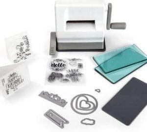 7. Sizzix Sidekick Starter Kit 661770 Die Cutting & Embossing Machine