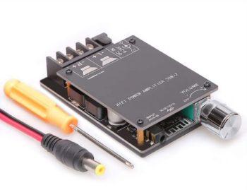 8. DAMGOO Bluetooth 5.0 Amplifier