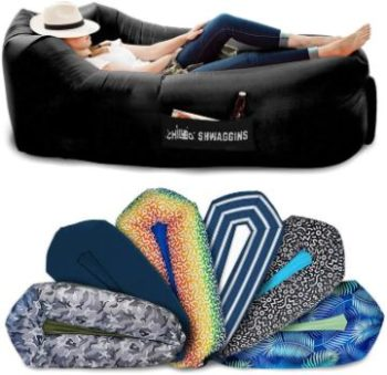 9. Chillbo Shwaggins Inflatable Couch