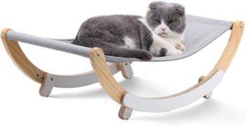 #9. FUKUMARU Cat Hammock